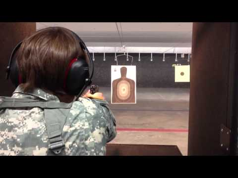 Hannah Hathaway training for GAFPB