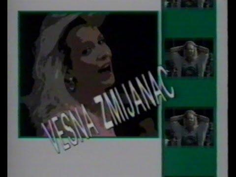 "Vesna Zmijanac - HITOVI - VHS ""To sam ja"" - (PGP RTB 1988)"