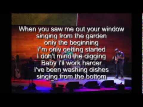 jack johnson-washing dishes with lyrics