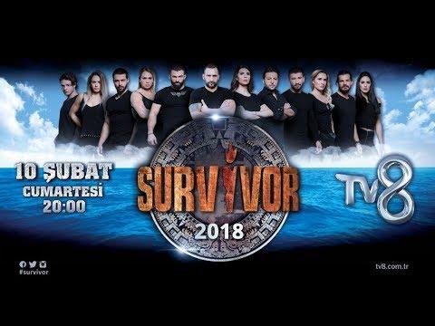 Survivor 2018 All Starlar Tanıtımı!