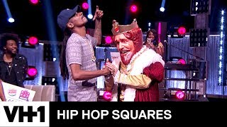 Snoop Dogg Strikes a Pose w/ the Burger King 'Deleted Scene' | Hip Hop Squares