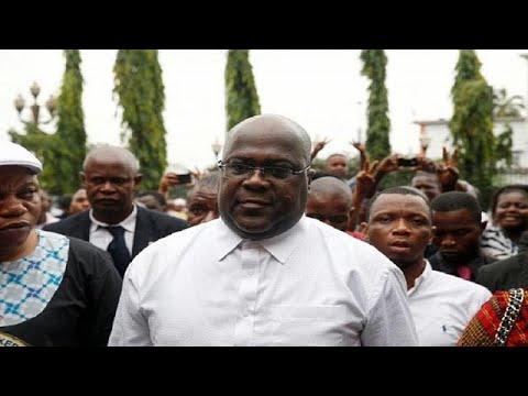 RDC:le président Félix Tshisekedi libère deux prisonniers politiques
