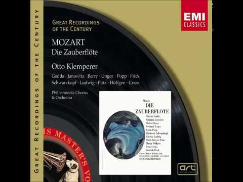 The Magic Flute Opera Mozart Recordings Reviewed by John Ste