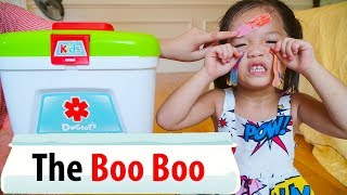 The Boo Boo Story #2 | The Boo Boo Kids Song & Nursery Rhymes - BiBiBoBo