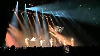 Deichkind - Medley Bon Voyage, Reimemonster - live Köln
