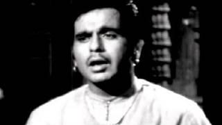 Aasha Ke Jab Deep Bujhe - Mohammed Rafi, Dilip Kumar, Insaniyat Song