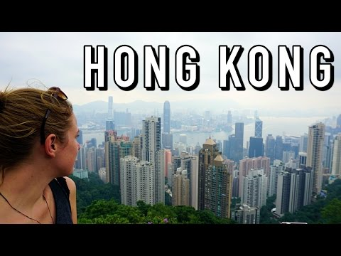 MORE SKYSCRAPERS THAN NEW YORK CITY! | Hong Kong