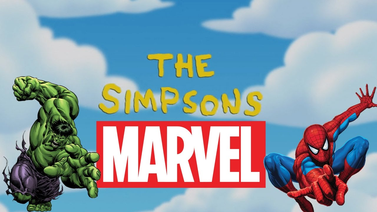 MARVEL References in The Simpsons - YouTube   1280 x 720 jpeg 118kB