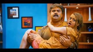 Hot Bhavana Latest Bouncing boobs Show Video