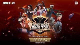 VÒNG NHẢY DÙ 17/06/2018 | Giải đấu HUYỀN THOẠI SINH TỒN