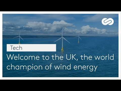 Welcome to the UK,the world champion of offshore wind energy -Journal de bord 2019 - Energy Observer