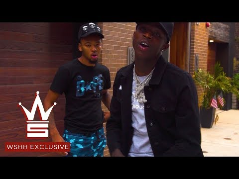"Lancito Feat. Quando Rondo ""Babygirl"" (WSHH Exclusive - Official Music Video)"