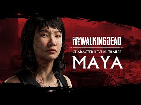 Overkill's The Walking Dead - Maya Trailer thumbnail