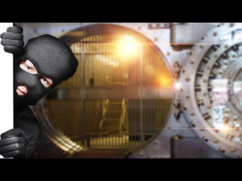 Sneak Thief | BANK HEIST