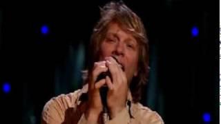 Bon Jovi - Bed of Roses (Is Jon Crying?)