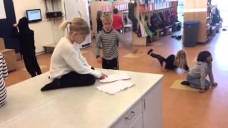 Bevægelse i undervisningen 1. a & 1. b