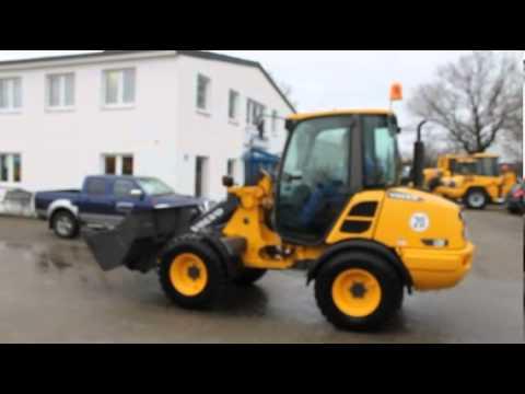 2013 VOLVO L25F For Sale
