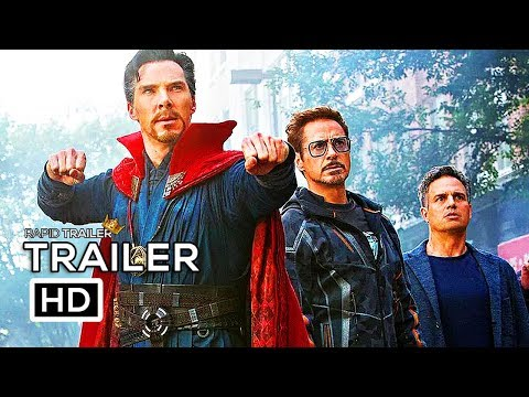 AVENGERS: INFINITY WAR Trailer #2 Teaser (2018) Marvel Superhero Movie HD