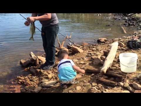 A day out fishing at lake oroville with my little family 4 for Lake oroville fishing report