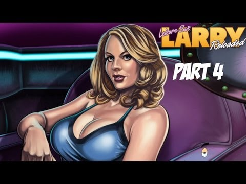 Leisure suit larry reloaded part 4 how not to win money