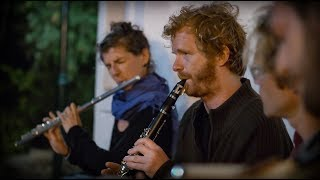 Greece | Ikaria/Ικαρία - Musical Yards/μουσικές αυλές 2018, spontaneous late night session (3)