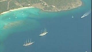 Iles Vierges-Royaume Uni : Jost Van Dyke (Iles Vierges britanniques)
