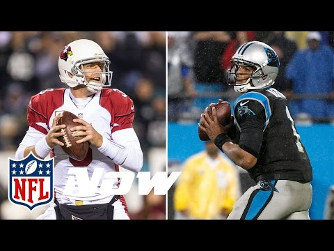 Tale of the Tape: Cam Newton vs Carson Palmer | NFL Now