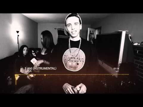 Logic - 5am (Instrumental)