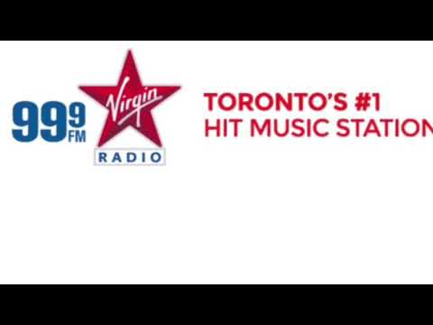 Vivian Hicks -Virgin Radio Toronto The Launch