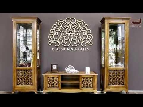 Мебель для гостиной от «Пинскдрев». Коллекция Видана