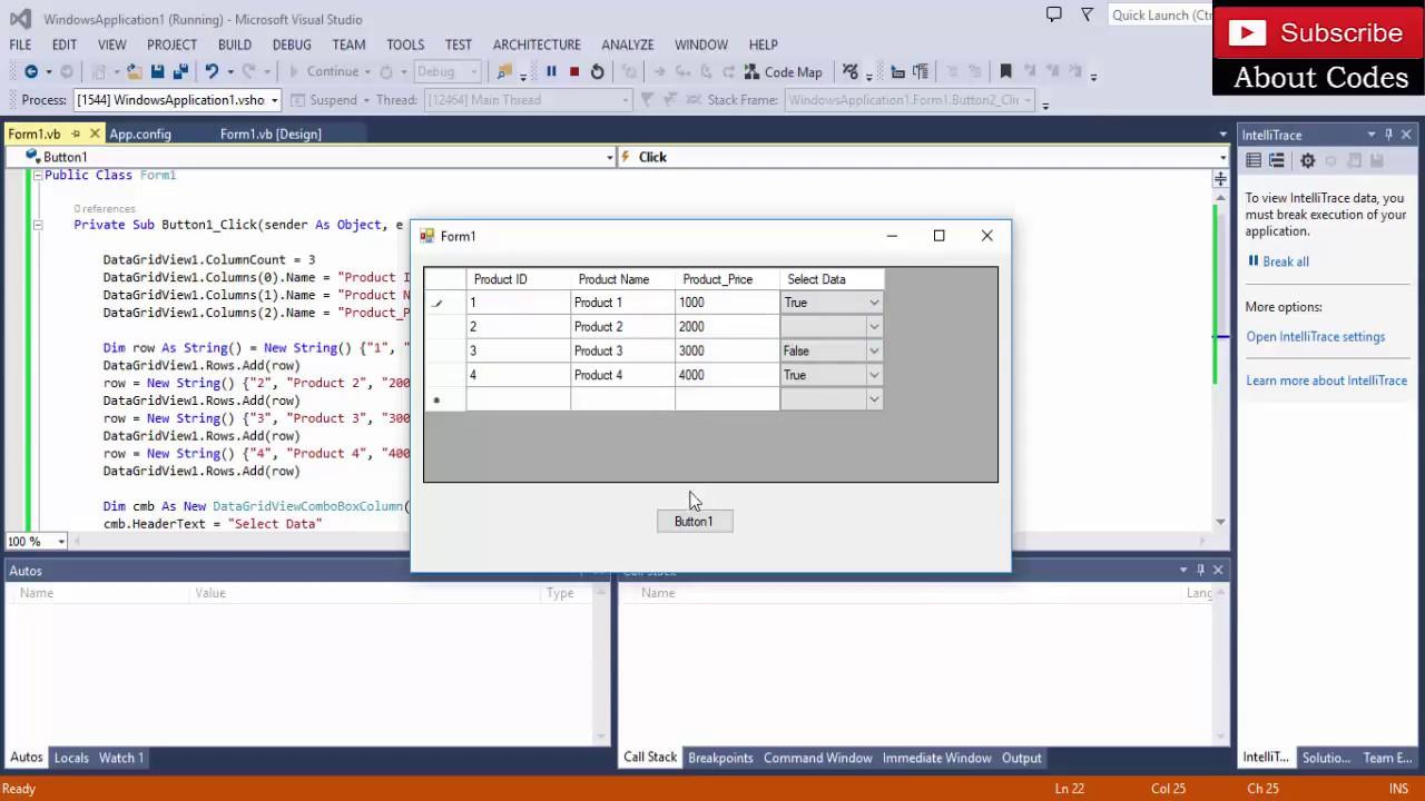 Combobox cell renderer: combobox « gui « vb. Net tutorial.