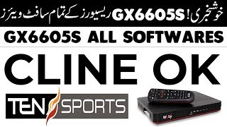 Gx6605S New Software