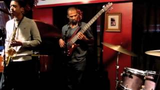 Stay With Me Performed Live By TRIBE Inc @ Twins Jazz 1 1 2014