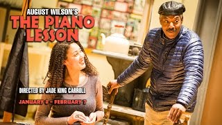 The Piano Lesson Rehearsal Trailer - McCarter Theatre