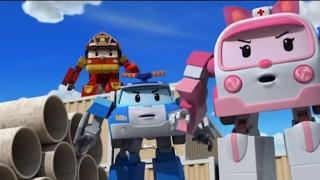 Робокар Поли - Приключение друзей - Всегда любить себя (мультфильм 23) Обучающий детский мультфильм