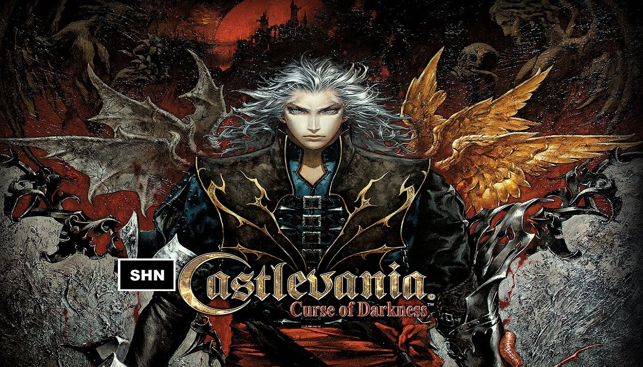 Castlevania Curse Of Darkness 1080p 60fps Full Hd Walkthrough