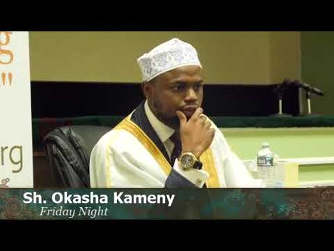 Friday Night w/ Sh. Okasha Kameny