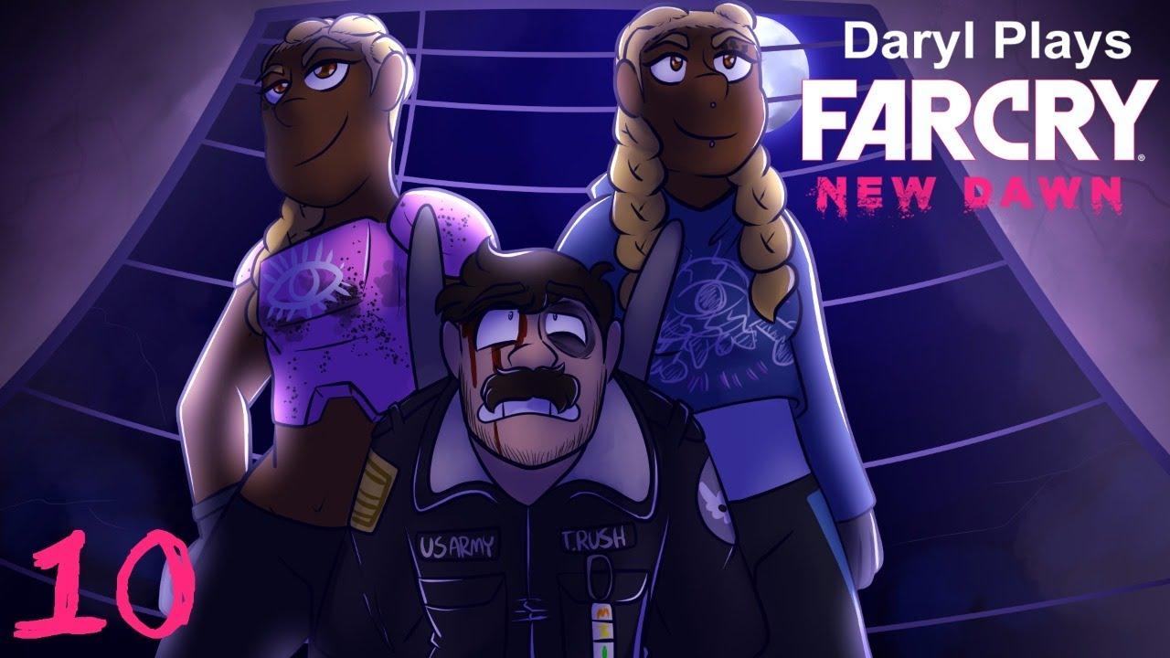 Daryl Plays Far Cry New Dawn- Emotionally Destroying Griffin