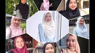 How I Wear My Tudung | Shawl Tutorial