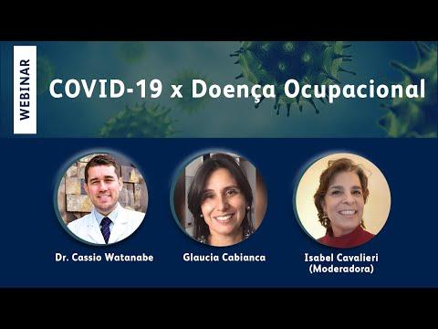 COVID-19 x Doença Ocupacional