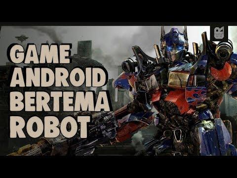5 Game Android Robot Terbaik 2018