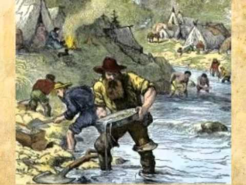 Image result for gold rush of 1849