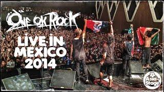 [Asia~Stage] Concierto: ONE OK ROCK World Tour 2014 - Ciudad de México