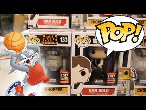 Funko Pop Hunting | A Galactic Easter | ep 20