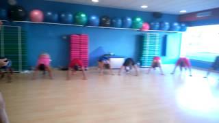 ejercicio de paleotraining