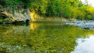Звуки Природы - Шум Реки, 8 Часов безмятежного Сна