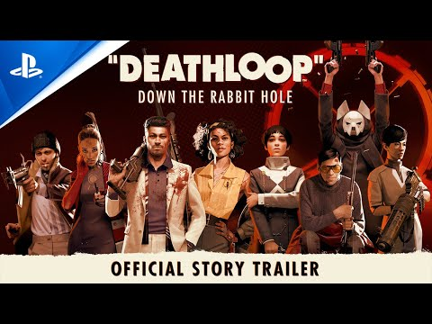 Deathloop – PlayStation Showcase 2021: Official Story Trailer | PS5
