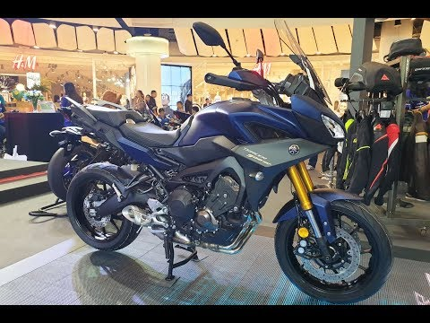 YAMAHA TRACER  and  GT