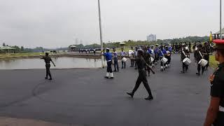 Army, Navy And Air Force Gardfhona Bands Ln Parliament - Sri Lanka Army Band - Anjula De Soysa