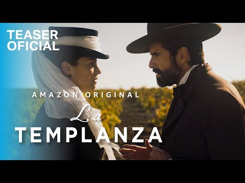 La Templanza - Teaser Oficial | Prime Video España